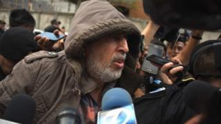 Brayan Jimenez arrested in Guatemala