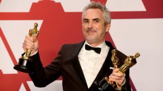 Diretor mexicano Alfonso Cuarón