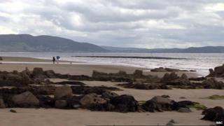 Linsfort beach, County Donegal