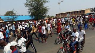 Ubutumwa abri bafise n' ubwo kubwira ONU ko ata honyabwoko riri mu Burundi