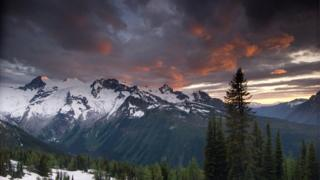 British Columbia's Purcell Mountains