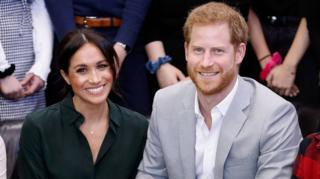 Duchess of Sussex and Prince Harry, Duke of Sussex