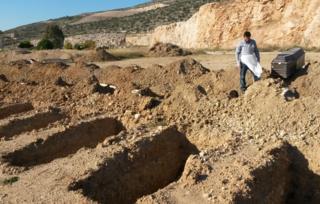 Grave plots