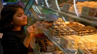 印度对巧克力的需求量激增——2016年消耗了近23万吨,较2011年增加50%