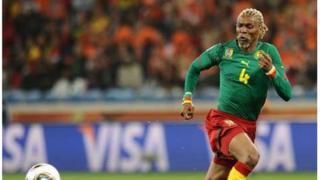 Rigobert Song a joué plus de 100 fois pour le Cameroun entre 1993 et 2010