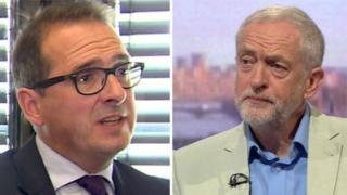 Smith a Corbyn