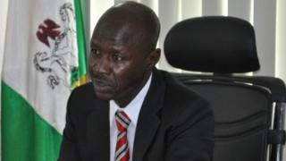 Shugaban EFCC Ibrahim Magu