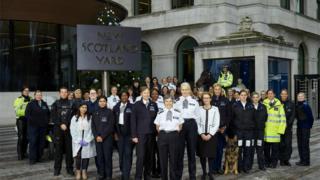 倫敦警察廳