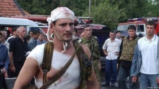 रशियन सैनिक