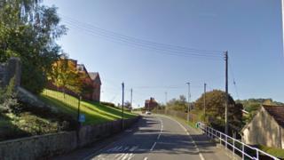 Ffrydd Road, Knighton