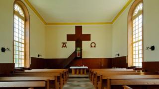 America church wan begin allow pipo carry gun go service