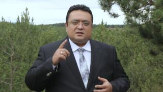 Журналист Саид Абдулазиз Юсупов