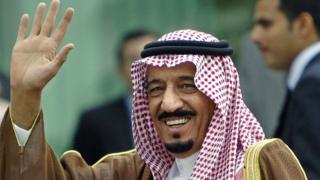 Король Саудовской Аравии Салман ибн Абдул-Азиз ибн Абдуррахман Аль Сауд