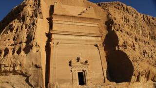 Nabataean tomb
