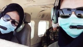 انتشار تصاویر پرواز هواپیما با دو خلبان زن در افغانستان، با استقبال کاربران شبکههای اجتماعی روبرو شده است