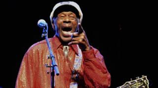 Chuck Berry en concierto