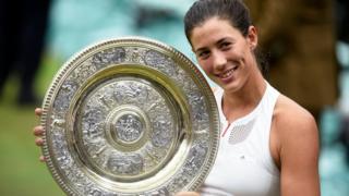 İspanyol tenisçi Garbine Muguruza ünlü ABD'li rakibi Venus Williams tek kadınlarda ilk Wimbledon şampiyonluğunu kazandı.