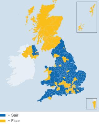 mapa votação