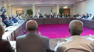 دومین روز دور تازه مذاکرات صلح سوریه در آستانهی قزاقستان