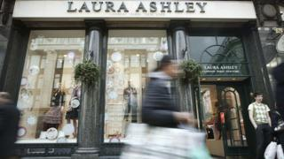 Laura Ashley store