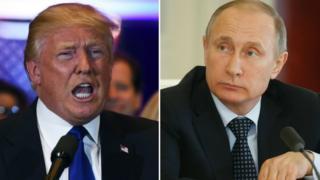 Трамп ва Путин