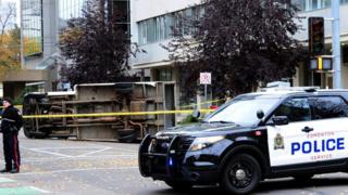 پلیس کانادا