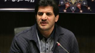 رسول خادم، رئیس فدراسیون کشتی ایران