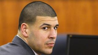 Aaron Hernandez, 10 April 2015