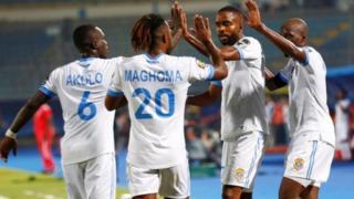 CAN 2019: la RDC s'impose face au Zimbabwe (4-0)