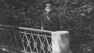El zarévich Alekséi Nikoláyevich, primogénito del zar Nicolás II de Rusia. (Foto: cortesía de Charles Gibbes Paveliev)
