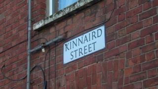 Kinnaird Street