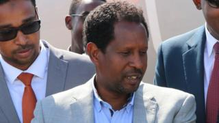 Abdirahman Omar Osman: Engineer Yarisow, the Mayor of Mogadishu