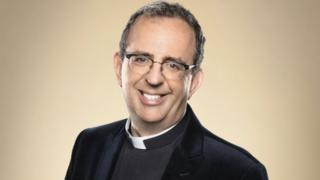 The Reverend Richard Coles