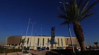 Suudi Arabistan Stadyum
