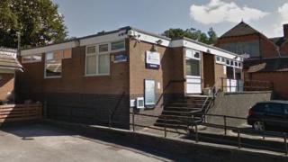 Frodsham police station