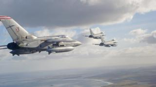 طائرات يوروفايتر وتورنادو