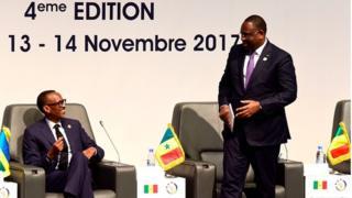 Sall,Kagame,IBK,Senegal,Dakar,forum,sécurité