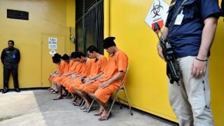 Pengedar narkoba asal Cina dan Malaysia
