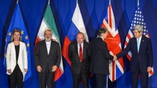 وقعت إيران الاتفاق النووي عام 2005
