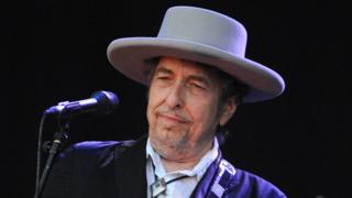 Bob Dylan en 2012