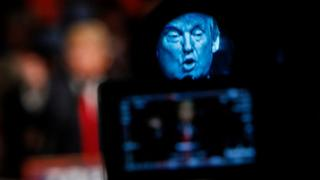 Donald Trump en Nuevo Hampshire