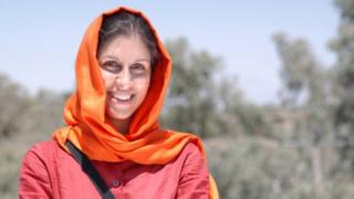 Nazanin Zaghari-Ratcliffe ayaa ku xiran Iran ilaa April 2016