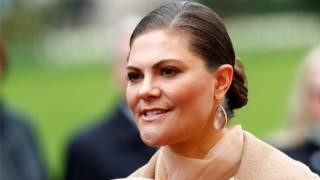 Sweden's Crown Princess Victoria