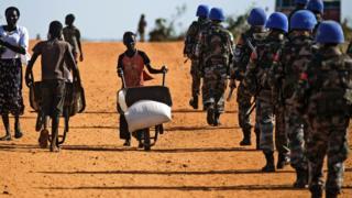 ONU Soudan du Sud
