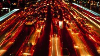 Вечерний трафик