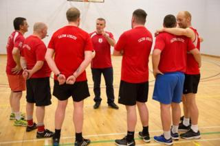 Игроки футбольной команды Calton Athletic побеждали профессиональные команды