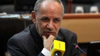 جمشید انصاری، رییس سازمان اداری و استخدامی