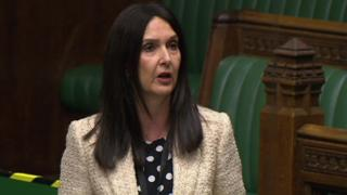 Covid-positive MP Margaret Ferrier suspended over Parliament visit thumbnail