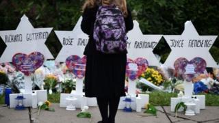 ماه گذشته یازده نفر در جریان حمله یک مرد مسیحی به کنیسه یهودیان در آمریکا کشته شدند