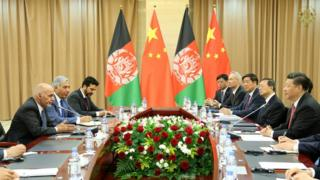 نشست چین و افغانستان